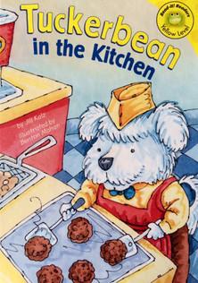 Tuckerbean in the Kitchen