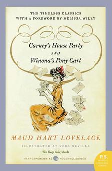 Carney's House Party and Winona's Pony Cart