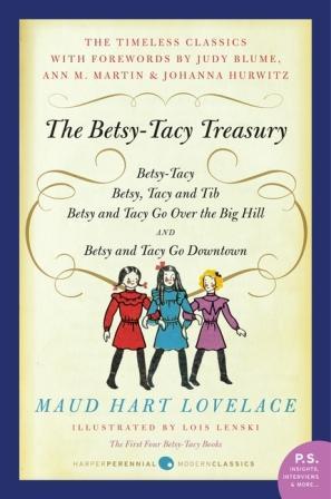 The Betsy-Tacy Treasury
