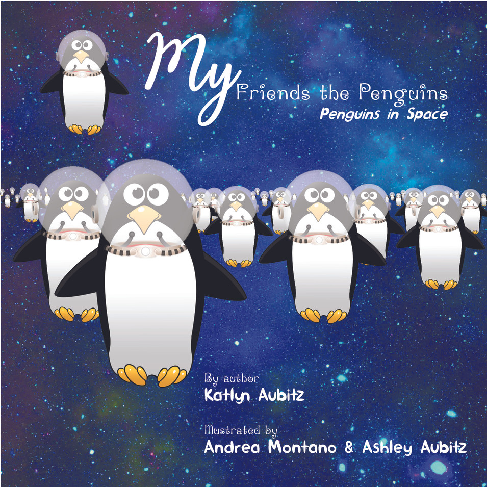 My Friends the Penguins - Penguins in Space