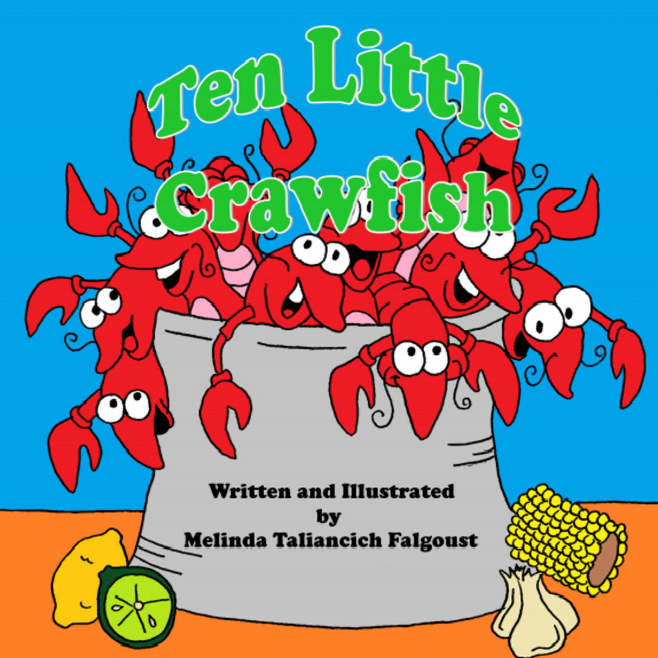 Ten Little Crawfish
