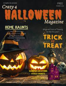 Crazy 4 Halloween