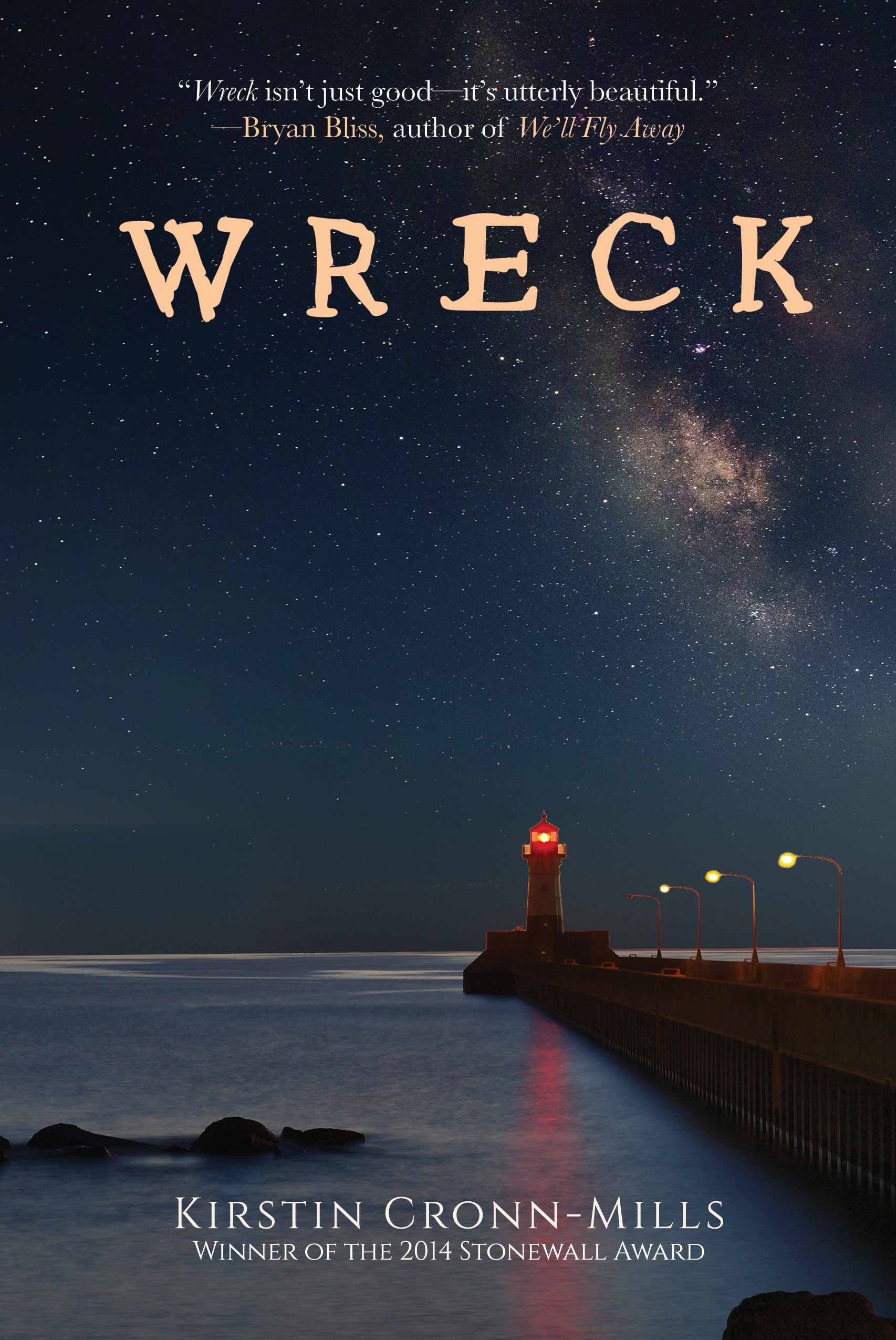 hi-res WRECK cover with blurb