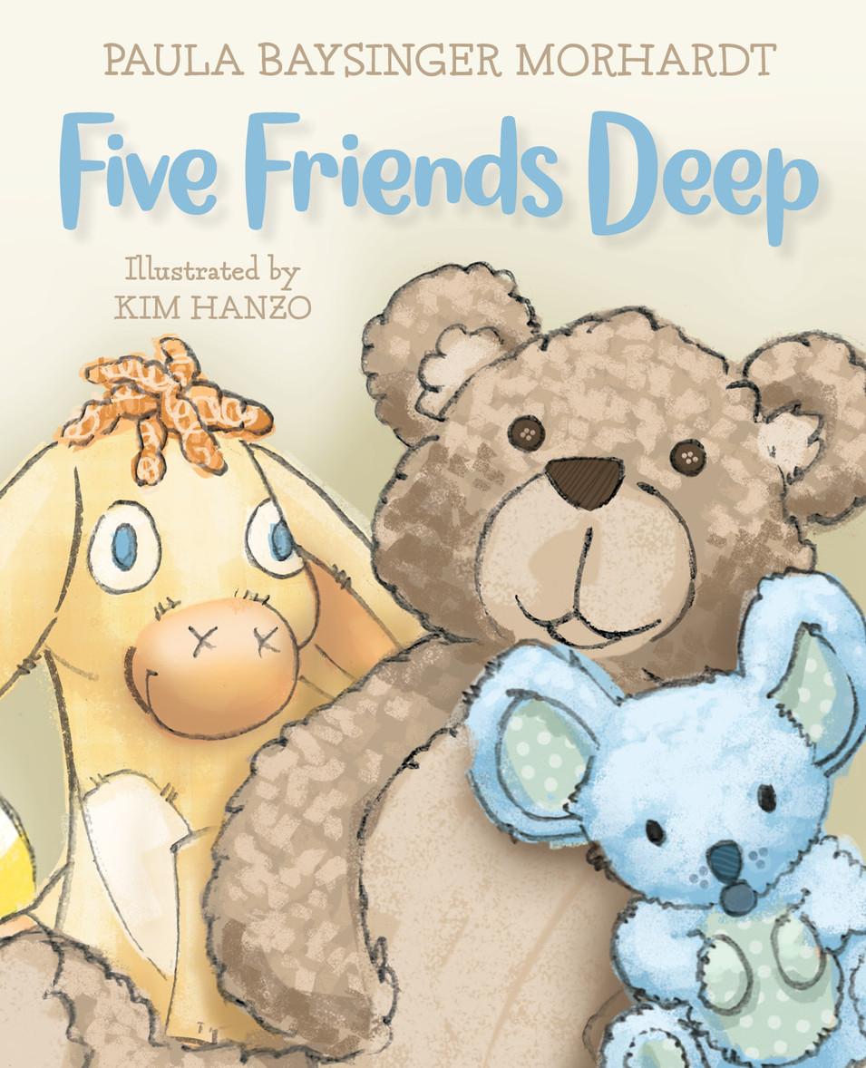 Five Friends Deep