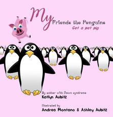 My Friends the Penguins: Get a pet pig