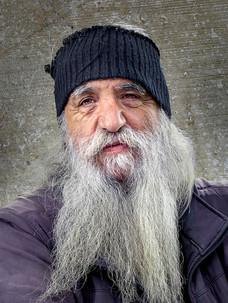 PDI: 'Elderly Gentleman' by Alan Field - Bangor & North Down Camera Club