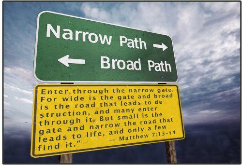 truth, narrow way, orthodoxy, United Methodist,  reform