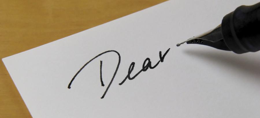 A Letter to Bishop Carter