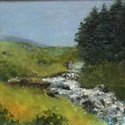 Stream near Kylemore Abbey