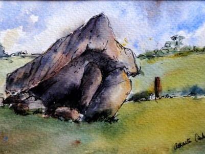 Browneshill Dolmen, Carlow