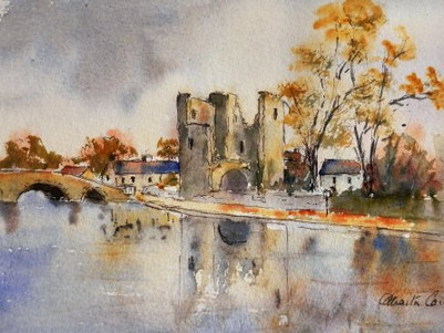 Black Castle, Leighlinbridge, Co. Carlow