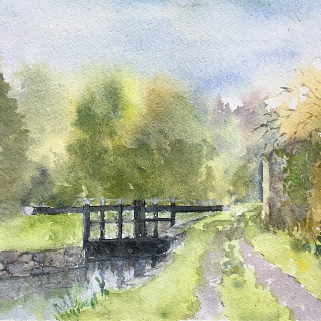 Milford Lock, Carlow