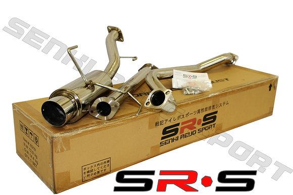 SRS Nissan Sentra 02-05 Spec V catback exhaust sys