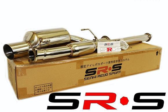 SRS Subaru WRX / STI 02-07 TYPE X