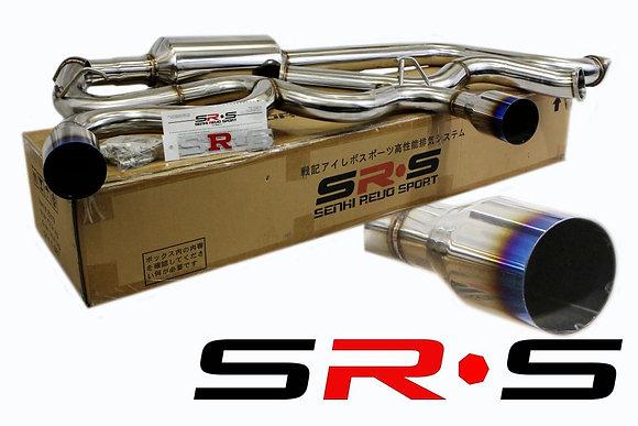 SRS Dodge SRT-4 03-05 Burned Tip