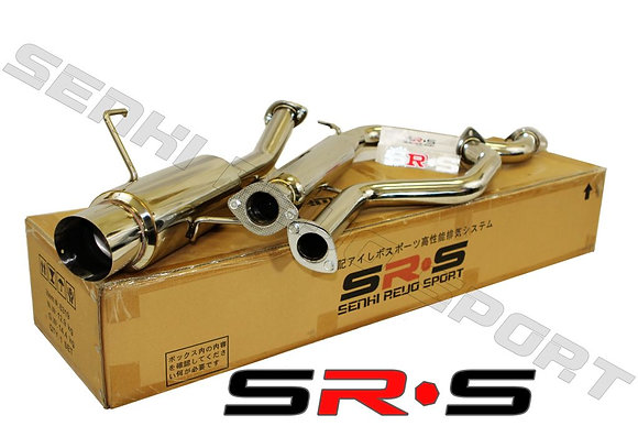 SRS Nissan Maxima 96-99 catback exhaust system