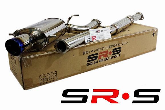 SRS Subaru WRX / STI 02-07 TYPE-RE Burned Tip