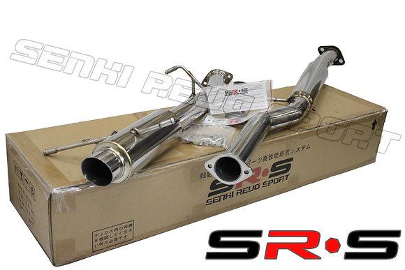 SRS Subaru WRX / STI 02-07 Type R catback exhaust