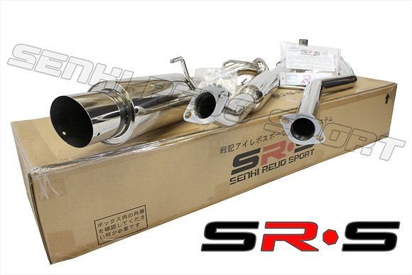 SRS Scion tC 04-09 catback exhaust system