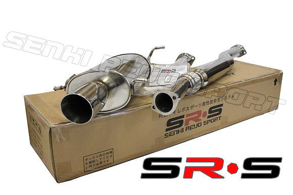 SRS Subaru WRX / STI 02-07 TYPE-RE