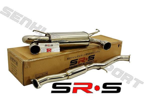 SRS Nissan 350Z 02-07 catback exhaust system