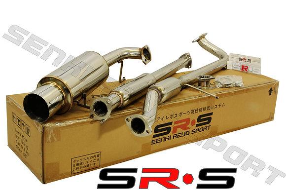SRS Honda Accord 98-02 4CYL 2/4D catback exhaust