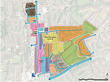 Hemel Hemptead urban Flow Masterplanning