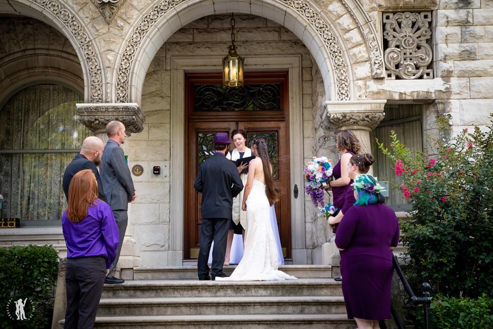 Louisville, KY wedding photographer wedd