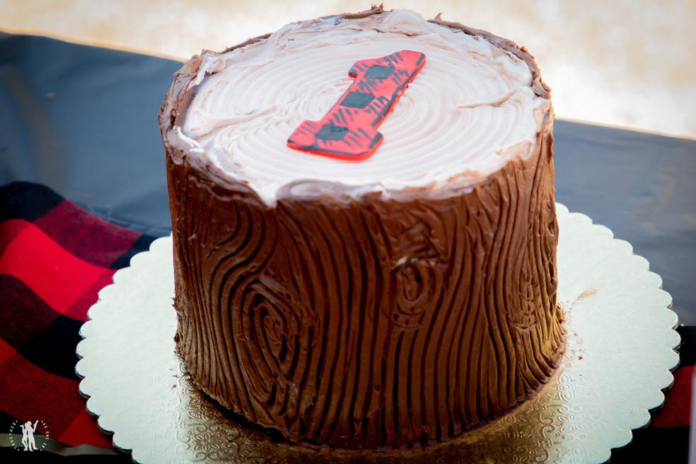 The Smash Cake