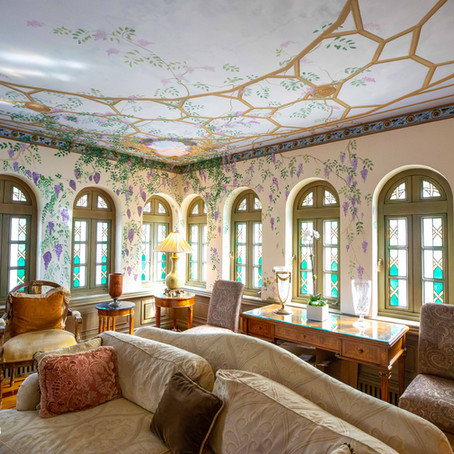 The Villa Casa Casuarina at the former Versace Mansion