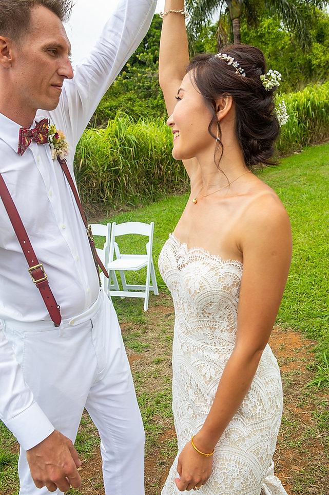 Hawaii Wedding Destination Photographer