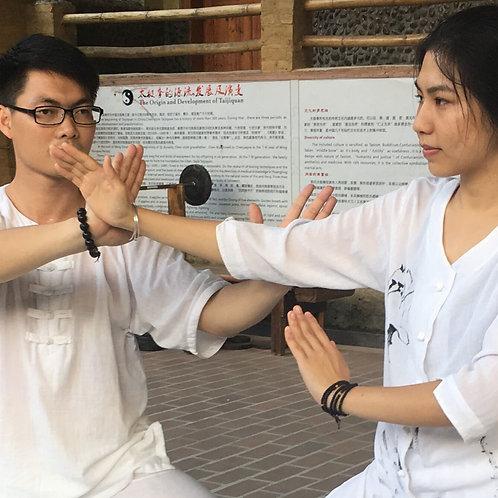 24 weeks Tai Chi course at NEW FangYuan TaiChi Centre