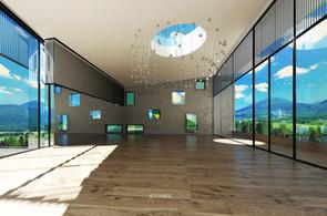 Indoor Training Place