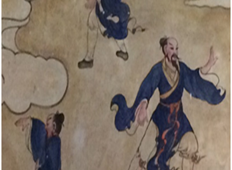 Tai Chi and Chinese philosophy