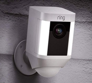 Ring's Security Cameras