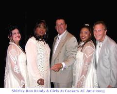 Shirley Randy Ron & Girls At Caesars.jpg