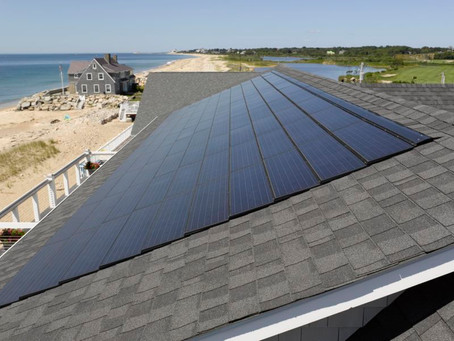 What Are Advantages of Solar Roof Tiles