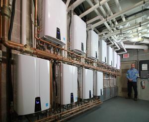 Wildwood Commercial Water Heaters - Majewski Plumbing