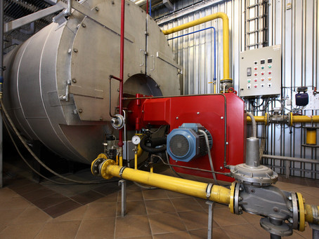 Emissions Testing on Boilers
