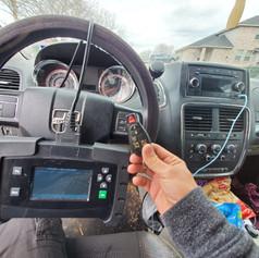 2012 Dodge Caravan All key lost Fobik Remote