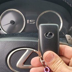Car keyless entry 2014 Lexus IS 250 All Key Lost