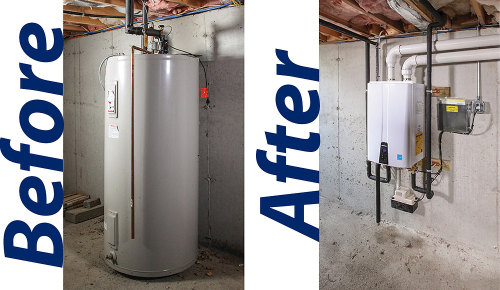Never Run Out Of Hot Water Heater NJ