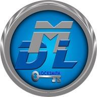 DML Locksmith Logo