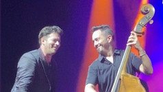 with Harry Connick, Jr.
