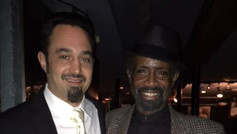 With Johnny O'Neal