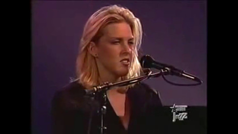with Diana Krall