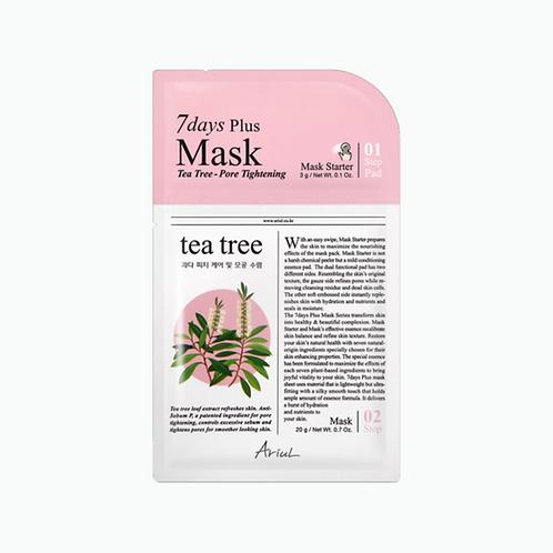 ARIUL 7 Days PLUS Mask - Tea Tree
