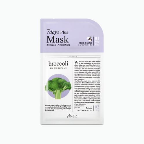 ARIUL 7 Days PLUS Mask - Broccoli