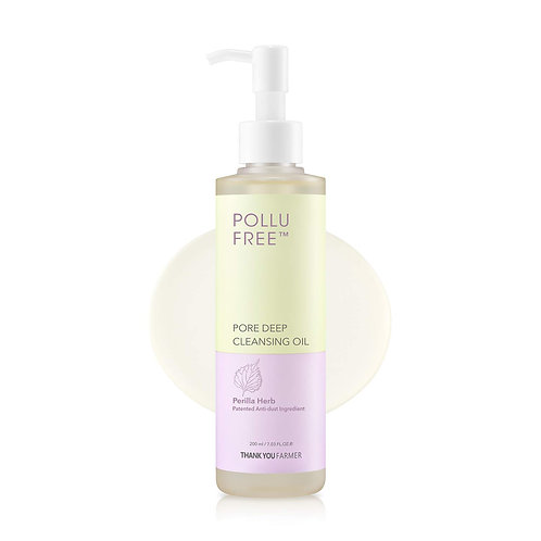 THANK YOU FARMER Pollufree™ Pore Deep Cleansing Oil