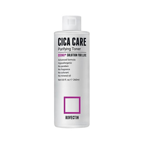 ROVECTIN Cica Care Purifying Toner